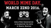 WORLD MIME DAY 2016